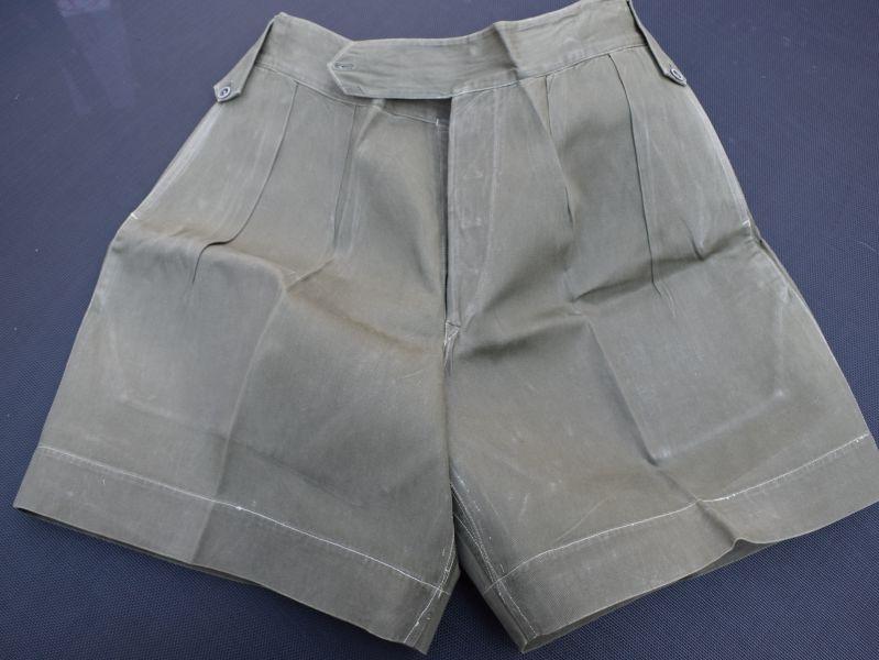 14) Excellent Post WW2 British Officers JG Shorts Malaya, Korea, Singapore, Hong Kong