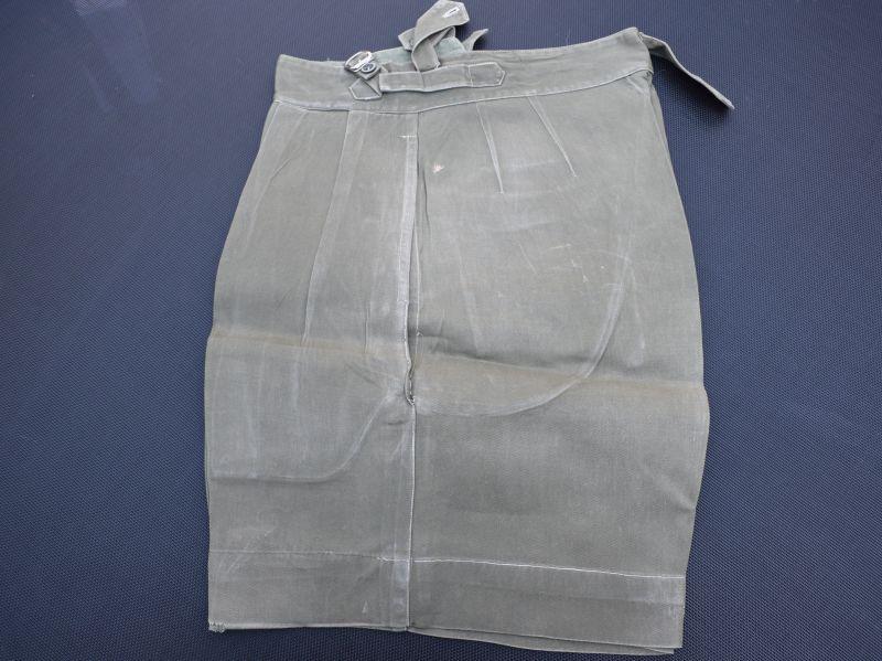 16)Nice Post WW2 British Officers JG Shorts Malaya, Korea, Singapore, Hong Kong