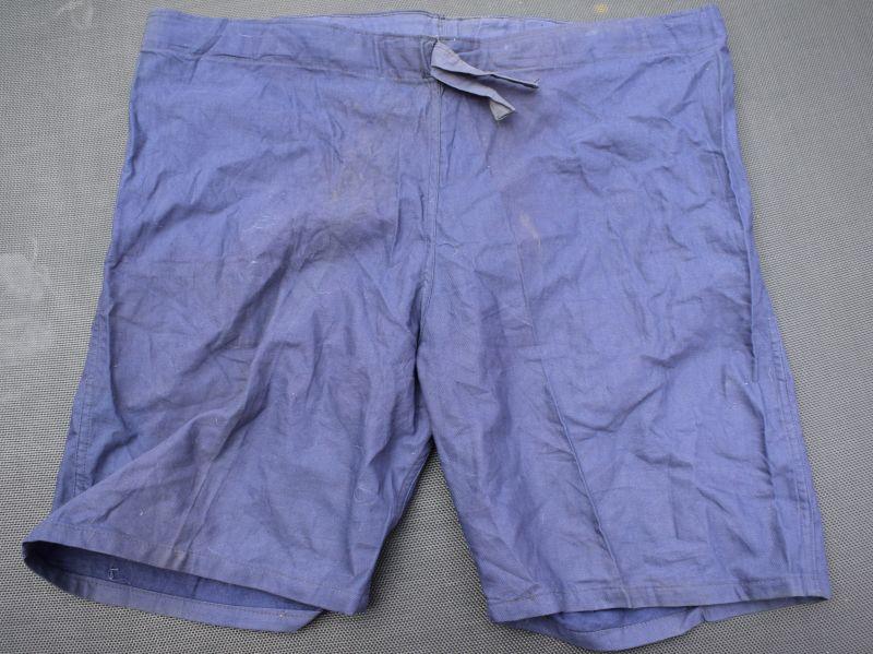 25) Original Unissued WW2 British Military PT Shorts Dated 1942