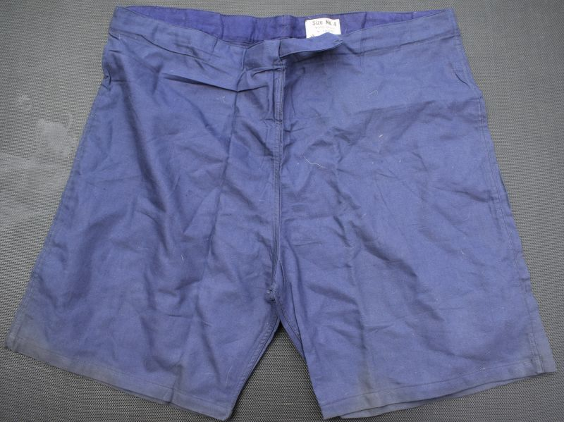 26) Original Unissued WW2 British Military PT Shorts Dated 1942