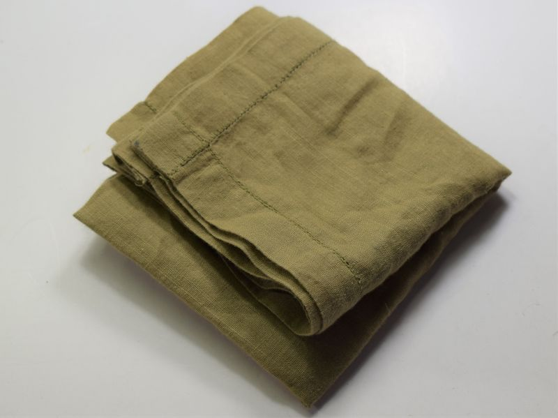 23) Original WW2 Era US Army Issue Khaki Handkerchief