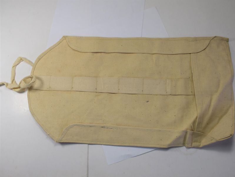 118) Good Original WW2 British Military Indian Made Wash Roll 1943