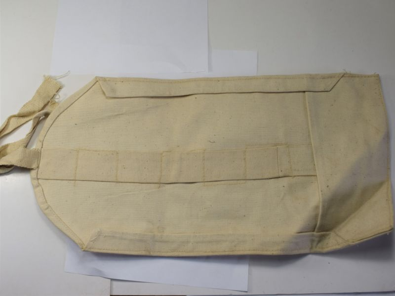 119) Good Original WW2 British Military Indian Made Wash Roll 1942