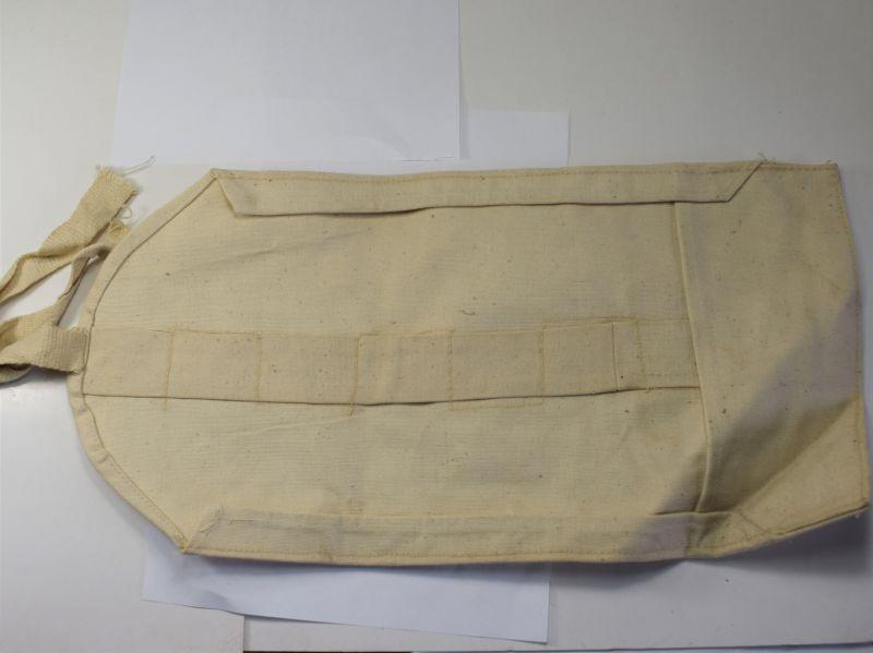 119) Good Original WW2 British Military Indian Made Wash Roll 1942