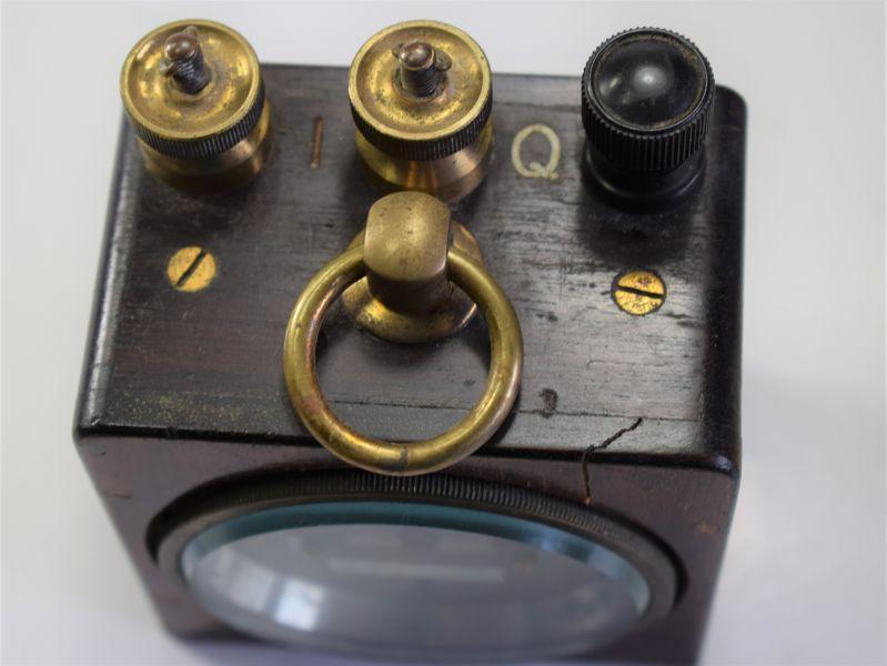 162) Original WW2 British Military Detector Q & I MKI Demolitions Tester