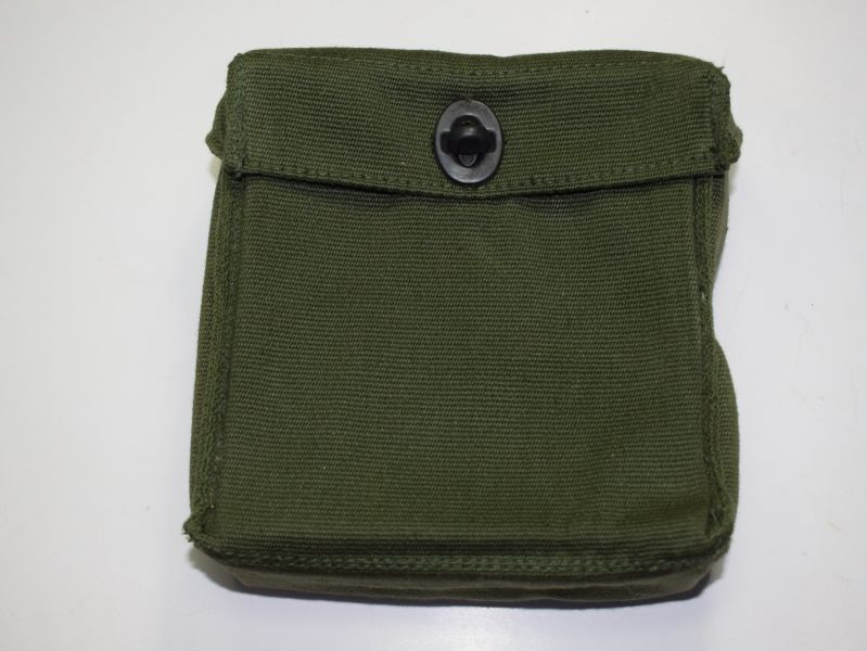 Mint Unissued British Army 1958 Pattern Webbing Binocular Case Dated 1986