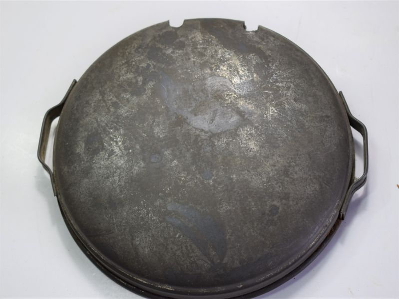 Original WW1 WW2 British Cavalry Mess Tin Lid
