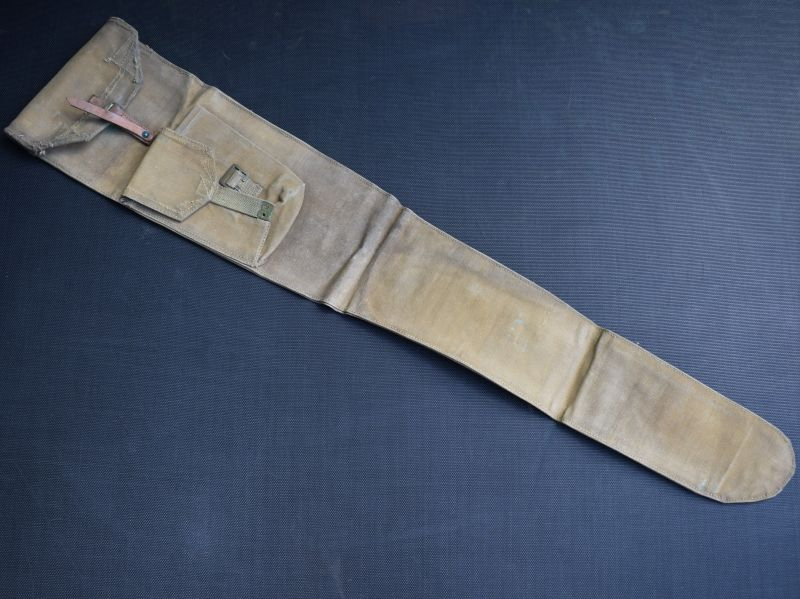6) Excellent Original WW2 Indian Made Rifle Slip Dated 1943