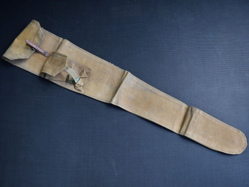 7) Excellent Original WW2 Indian Made Rifle Slip Dated 1939/1944