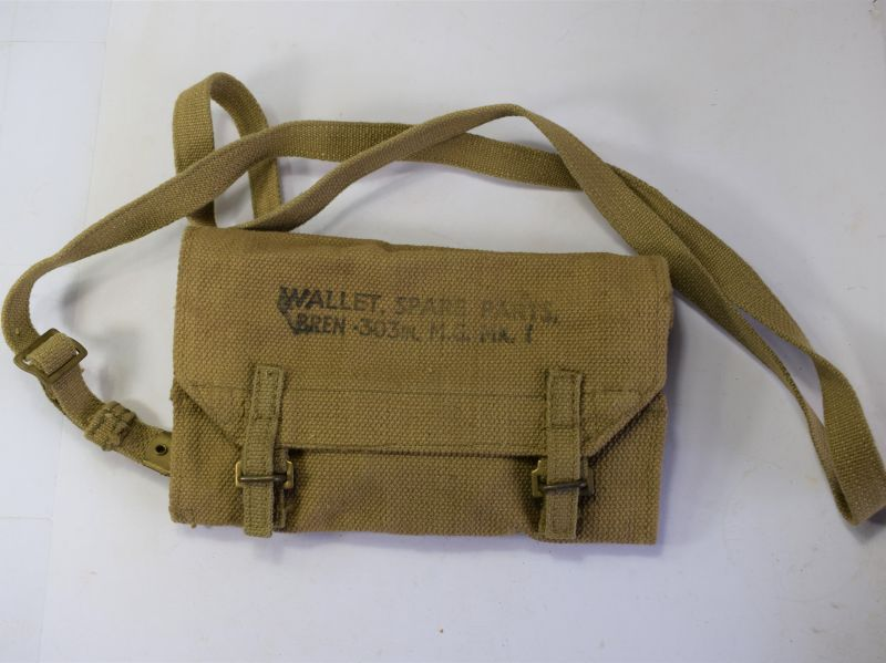63) Mint Unissued Wallet Spare Parts Bren .303in MG MKI 1944