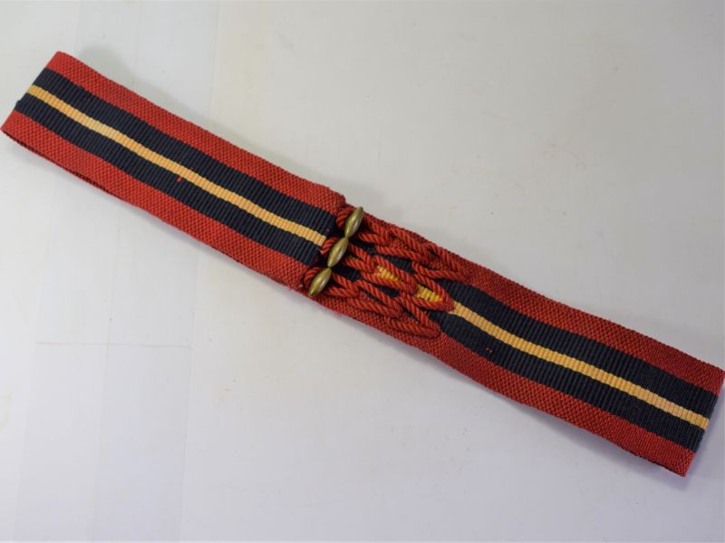 80) Good Original WW1 Royal Artillery Stable Belt