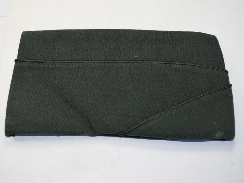 116) Post WW2 US Army Cap Garrison Wool AG-44