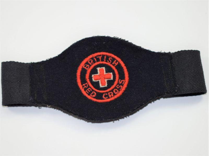 29) Nice Original WW1 WW2 British Red Cross Arm Band