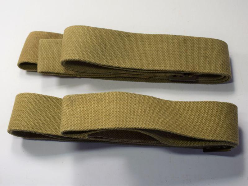 126) Original Unissued WW2 British Army Stretcher Straps MECo 1940