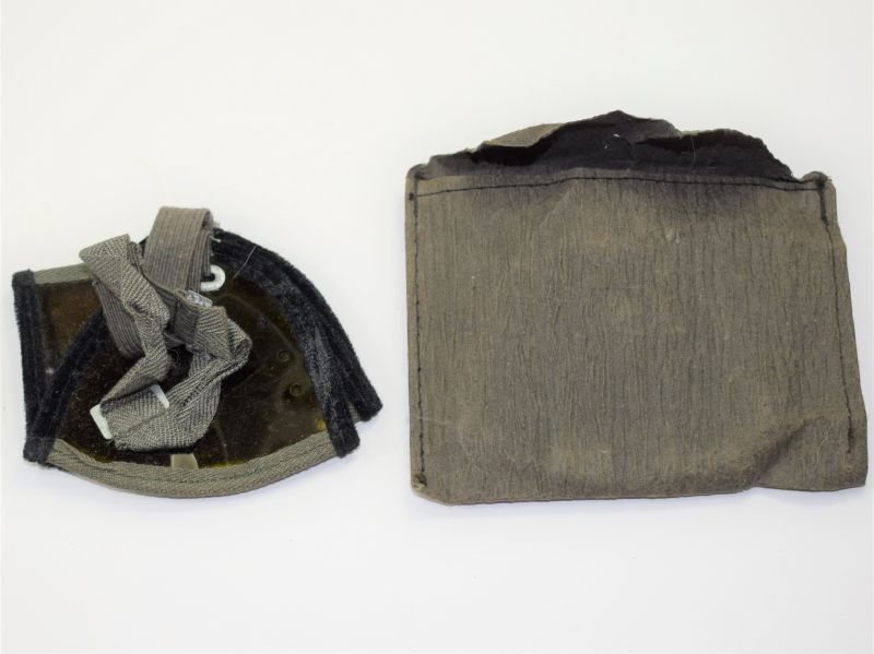 56) Excellent Original WW2 German Army Issue Dust Goggles in Packet
