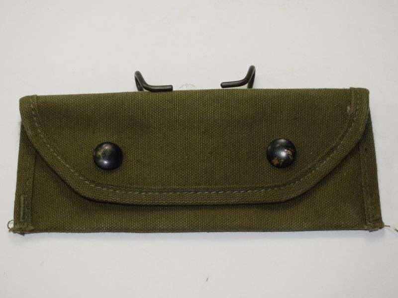 GD4) Mint Original WW2 US Army Carry Case for Grenade Launcher Sight