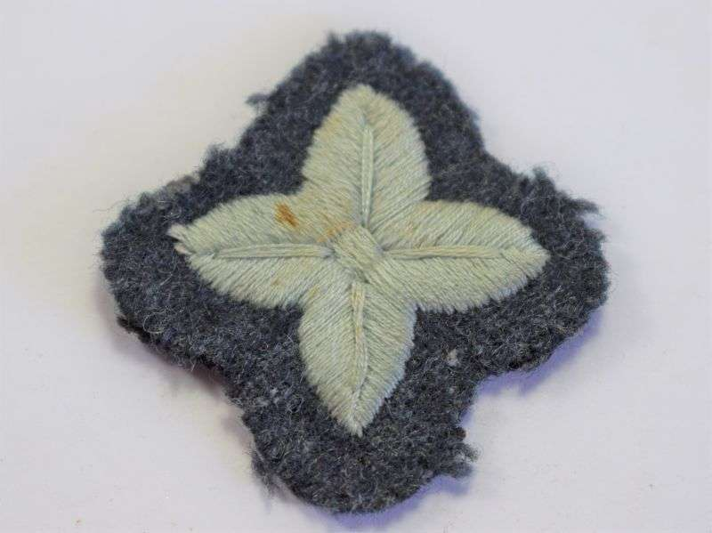 102) Good Uniform Removed Cloth Qualification Badge to the ATC