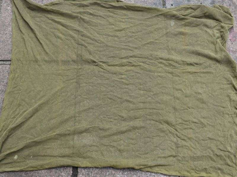 37) Large Size British Army Snipers Rot Proof Scrim Net
