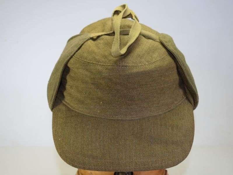 39) Good Size Original Unissued WW2 British Army Ski Cap 1944