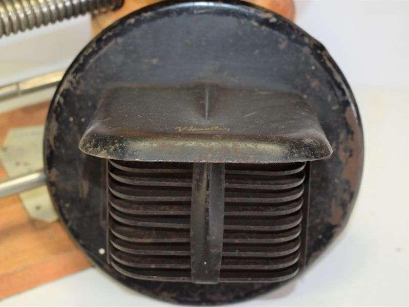 47) Excellent Original WW2 British Car & Motorbike Black Out Cover