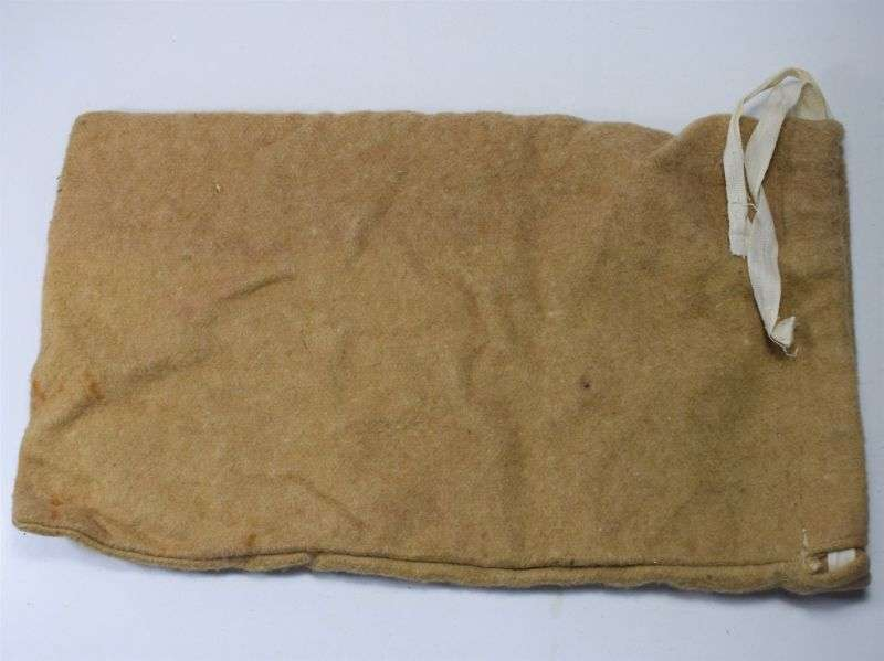 112) Original WW2 British Military Hospital Bed Warmer Cover