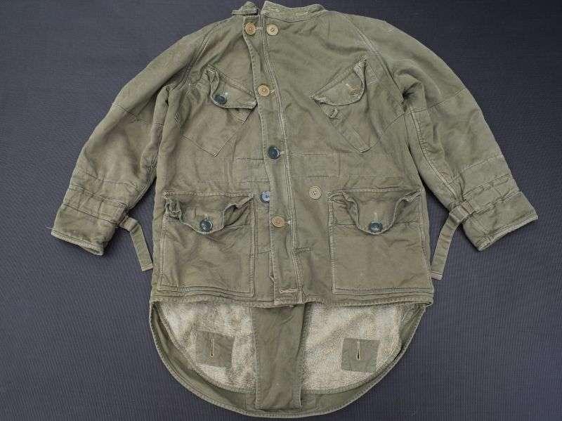 24) Original British Army Korean War Parka Middle 1952 Pattern