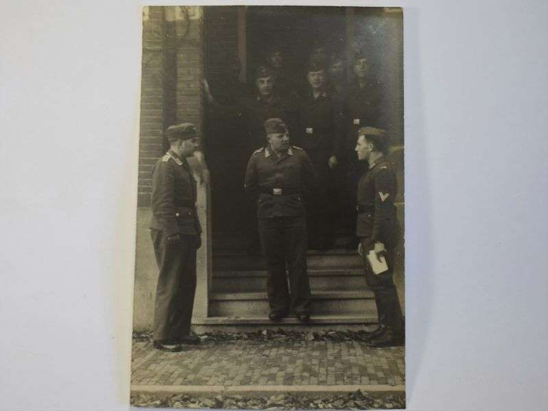 72) Original WW2 German Photo of Luftwaffe Men