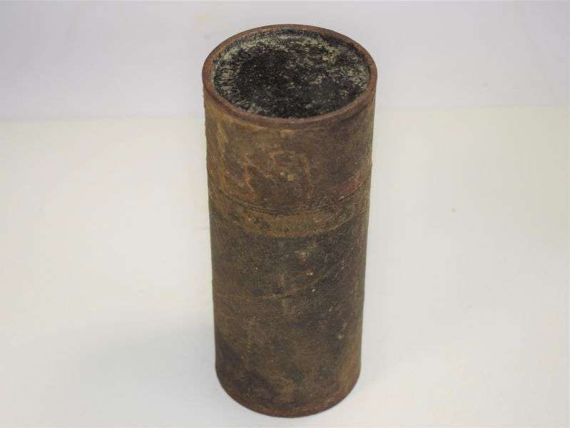 138) Empty Unmarked WW2 US Army Ordnance Container M43A1