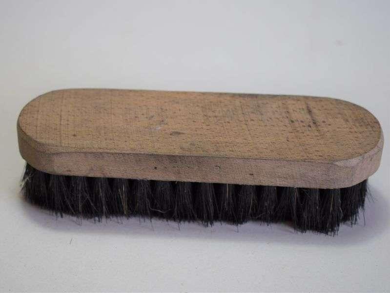 73) Original WW2-1950s British Military Issue Boot Brush