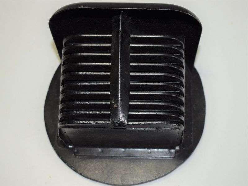 79) Original WW2 British Vehicle Headlight Blackout Cover