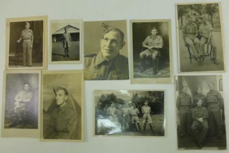 9 Photos of Men in The Queens Royal West Surrey Regiment
