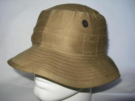 Mint British Army Issue Tropical Issue Khaki Bush Hat