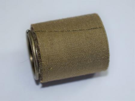 WW2 SOE Issue Reel of Khaki Adhesive Tape for Use With Explosives etc