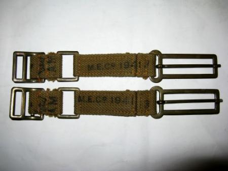 Mint Un-issued WW2 RAF 1925 / 1937 Pat Officers Web Extensions