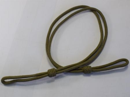 94) Original WW1 WW2 British Army officers Pistol Lanyard