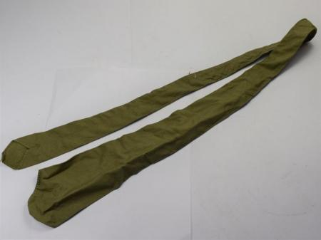 93) Original WW2 British Army Issue Green Neck Tie