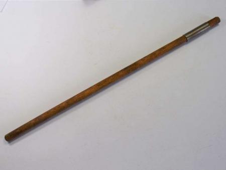 128) Original WW2 British Bren Gun Cleaning Rod Dated 1942