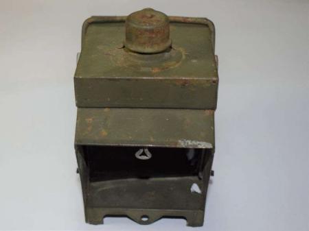 175) Original WW2 British Army Lamp Electric Traffic No 2