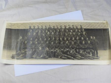 18) Early WW2 Photograph of Members of The Royal West Kent Regiment
